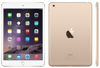 Harga Apple iPad Mini 3, Sudah Ada Fingerprint Layar HD | Aneka Informasi | Scoop.it
