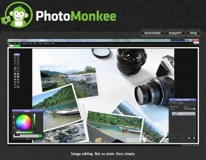 Alternative gratuite à Photoshop : PhotoMonkee TranCool | Photo numérique pour les nuls | Scoop.it