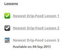 Drip-Feed (Schedule) Your Lessons! | LearnDash | Always eLearning | Scoop.it