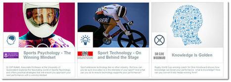 Recursos educativos gratuitos para la formación de deportistas   Educacion, ecologia y TIC   Scoop.it