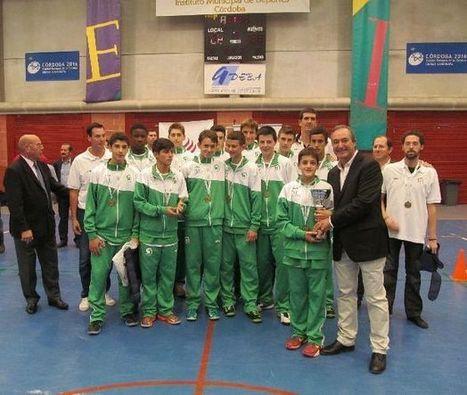 Málaga vencedor en el campeonato de Andalucía de Selecciones Provinciales 13 - 14 Diputación de Córdoba Infantil Masculino - Federación Andaluza de Baloncesto   Basket-2   Scoop.it