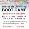 Microsoft licences