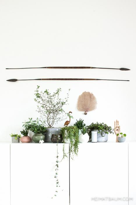 Stylish German Blogger Home · Happy Interior Blog | Interior Design & Decoration | Scoop.it