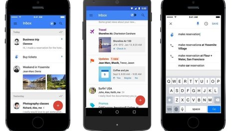 Inbox is a total reinvention of email from Google | The Verge | Google Plus and Social SEO | Scoop.it