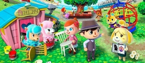 Electronic Theatre In-depth Review: Animal Crossing: New Leaf - So Video Gaming | mw3 | Scoop.it