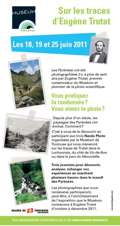 Que diriez-vous d'une randonnée photo dans les Pyrénées ? - Le Blog du Muséum | Bibliothèque de Toulouse | Scoop.it