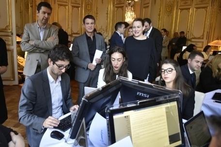 Loi numérique : le gouvernement fait appel aux CITOYENS | Public Sénat | actions de concertation citoyenne | Scoop.it