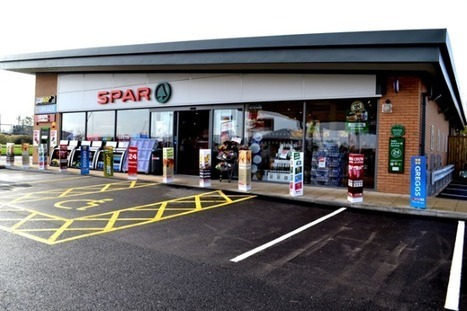 UK: Blakemore Retail Opens Flagship SPAR Forecourt Store | Convenience | Scoop.it