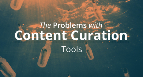 The Key Added Value a Content Curator Can Provide: His Time | Curate your personal learning environment | Scoop.it