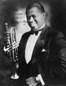 Louis Armstrong(Website #3) | Jazz 1930's | Scoop.it