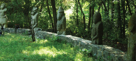 Polovtsian statues of Eastern Europe | Aux origines | Scoop.it
