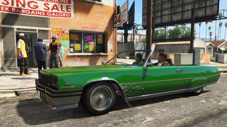 Grand Theft Auto V: A crime- and sun-filled tourist destination - Ars Technica | Next-gen gaming | Scoop.it