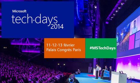 Microsoft Techdays : les innovations disruptives et l'économie collaborative - You make me share | Consommation collaborative | Scoop.it