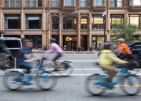 Here are the 4 ways protected bike lanes help local businesses | Local Economy in Action | Scoop.it