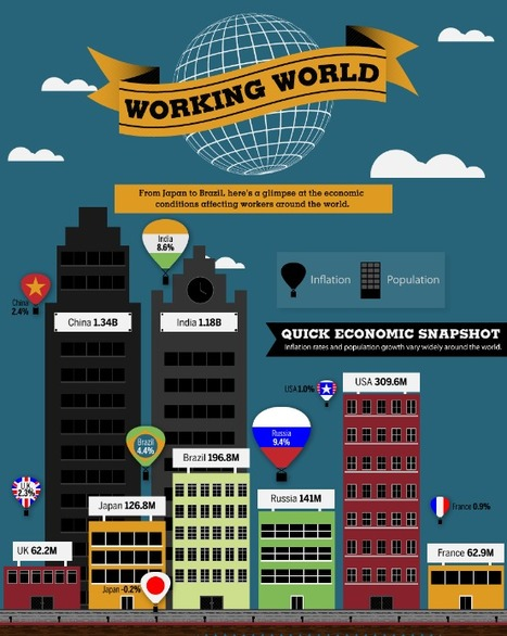 The Working World | Map@Print | Scoop.it