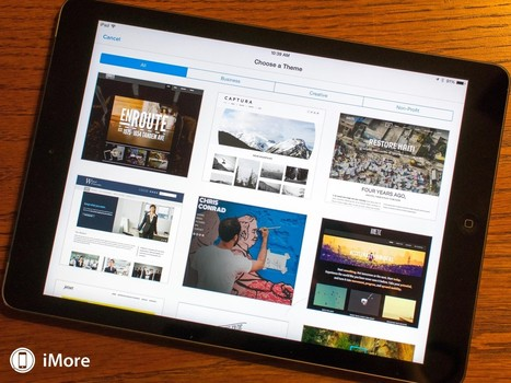 Weebly brings drag and drop website creation to the iPad | Web2.0 Tools for Staff and Students | Scoop.it