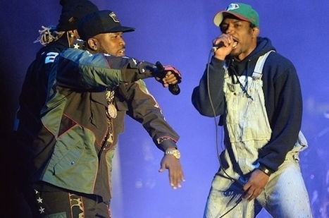 Coachella 2014: Outkast, Pharrell Williams, and Chromeo shine on Weekend 1 | Coachella 2014 | Scoop.it