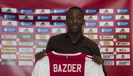 Portrait – Riechedly Bazoer, le roc de l'Ajax   Espoirs du Football   Management of sport   Scoop.it