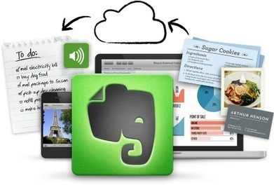 Evernote s'équipe d'une solution analytique Big Data | Evernote, gestion de l'information numérique | Scoop.it