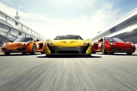 Une rivale de la 911 en préparation entre McLaren et Honda ? | Auto , mécaniques et sport automobiles | Scoop.it