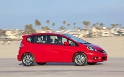Recall Central: Almost 44,000 2012-13 Honda Fit Sport Models for Vehicle Stability Assist Issue - Automotive News | Software Risks | Scoop.it