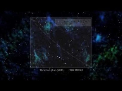 Mystérieux signaux venus du fond de l'espace | Beyond the cave wall | Scoop.it