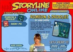 Storyline Online | Where Reading Is Fun! | Art and English language tips | Scoop.it