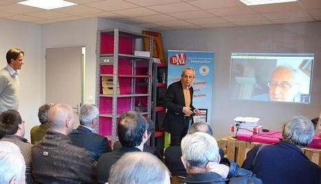 L'entreprise Bienmanger.com raccordée à la fibre optique mise en oeuvre par le Département de la Lozère | Lozère et Développement Economique | Scoop.it