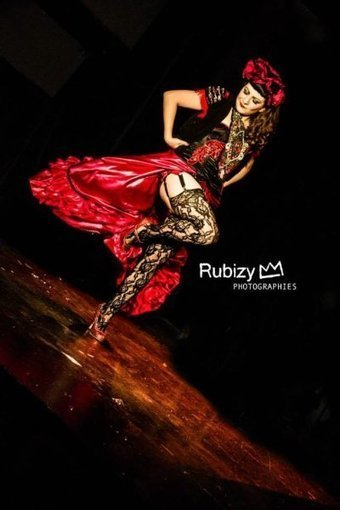 Bas nylon & Burlesque | Valentina del Pearls (Le Burlesque Klub) | Scoop.it