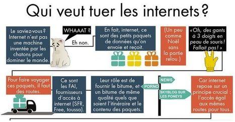 La neutralité du Net pour les nuls | Libération | CLEMI. Infodoc.Presse  : veille sur l'actualité des médias. Centre de documentation du CLEMI | Scoop.it