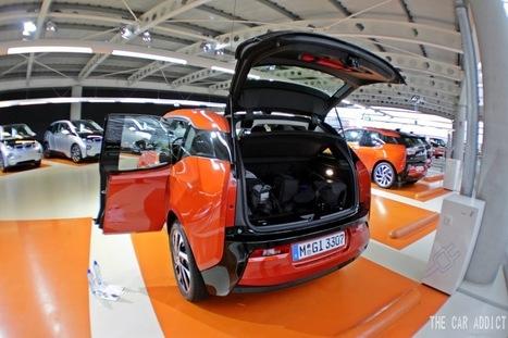 Gallery: BMW i3 (Orange) ~ The-Car-Addict.com | Lifestyle | Scoop.it