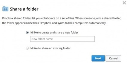 How to Share a Dropbox Folder in an iPad Classroom | Tap Into Teen Minds | iPads - Box Hill Senior SC | Scoop.it