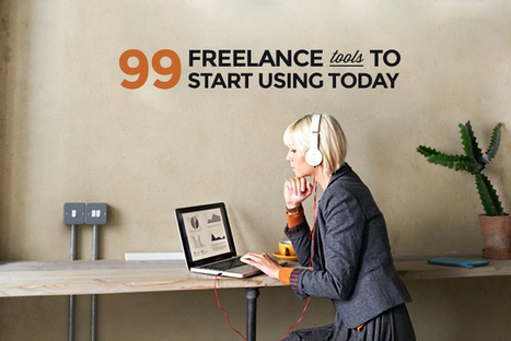 99 Insanely Useful Resources for Freelancers | CiberOficina | Scoop.it