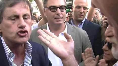 Fori, arriva Alemanno e i residenti lo contestano - Repubblica Tv - la Repubblica.it | Pensiero Libero | Scoop.it