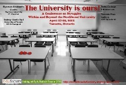 The University is Ours!   Knowledge Integration   Scoop.it