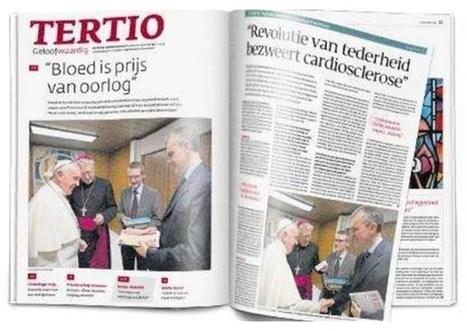 Odpovede pápeža Františka pre belgický katolícky týždenník Tertio | Správy Výveska | Scoop.it