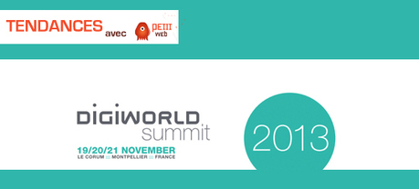 Digiworld Summit 2013 : Les grands enjeux | FFTELECOMS | Digiworld by IDATE - Institute | Scoop.it