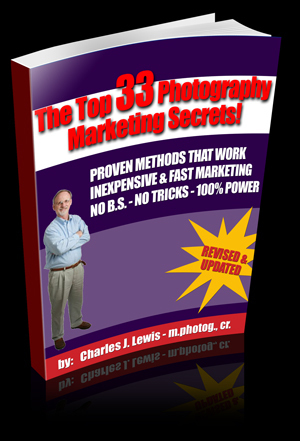 Photography Marketing & Selling Secret #19: Portrait Policies For Profit|Photography Marketing Blog – Marketing Photography Tips, Videos, And Secrets with Charles J. Lewis | The Business Of Doing Photography | Scoop.it