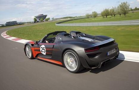 Unieke Porsches te zien in Autoworld Brussel | Qubrik Actueel | Scoop.it