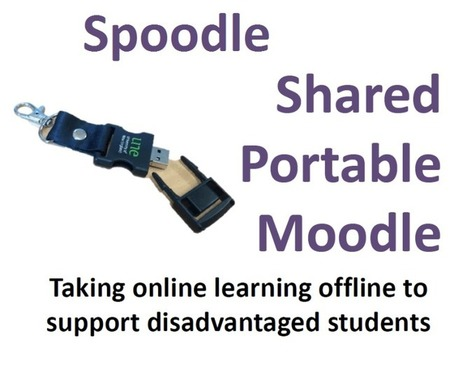 Want to use Moodle without internet access – Check out Spoodle: #Moodle on a Stick | Moodle | Scoop.it