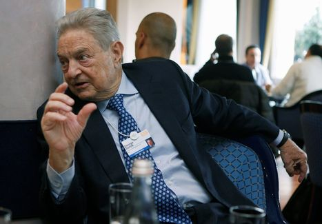 George Soros bets $2B-plus on stock market collapse: industry insiders | Hidden financial system | Scoop.it