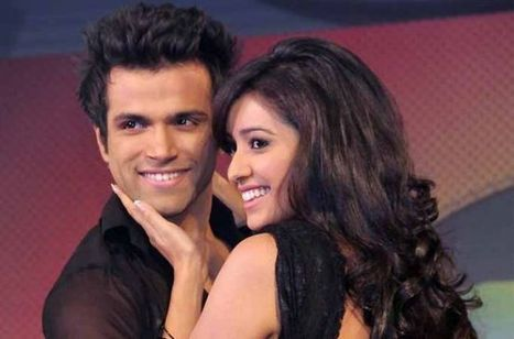 """Asha Negi`s """"gift of love"""" for Rithvik Dhanjani in Nach Baliye 6 
