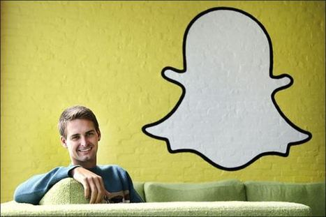 How Snapchat Became The Breakout Consumer Product Of 2013   MarketingHits   Scoop.it