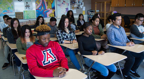 Using Meditation to Help Close the Achievement Gap | Magpies and Octopi | Scoop.it