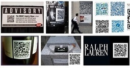 QR Codes are go! « E-WOT | Teaching with QR Codes | Scoop.it