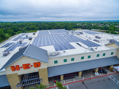H-E-B takes big step into solar energy | Sustainable Technologies | Scoop.it