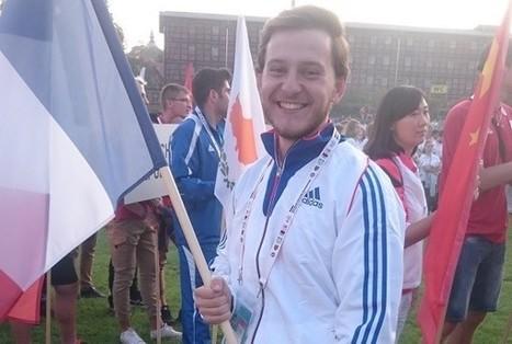 CRSU - Pierre Rodrigues : « Gagner un jour les Jeux Olympiques »   Le fil d'actus de la semaine, dédié aux étudiants de l'URCA !   Scoop.it