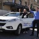 Hydrogen Hyundais Cross Europe, Longest Hydrogen Journey Ever | Sustainable Futures | Scoop.it