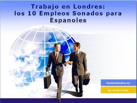 Trabajo en Londres para Espanoles | Alojamiento en Londres barato | Scoop.it