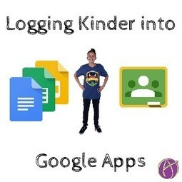 4 Year Olds Log into Google Classroom - Teacher Tech | TICE and co | Scoop.it